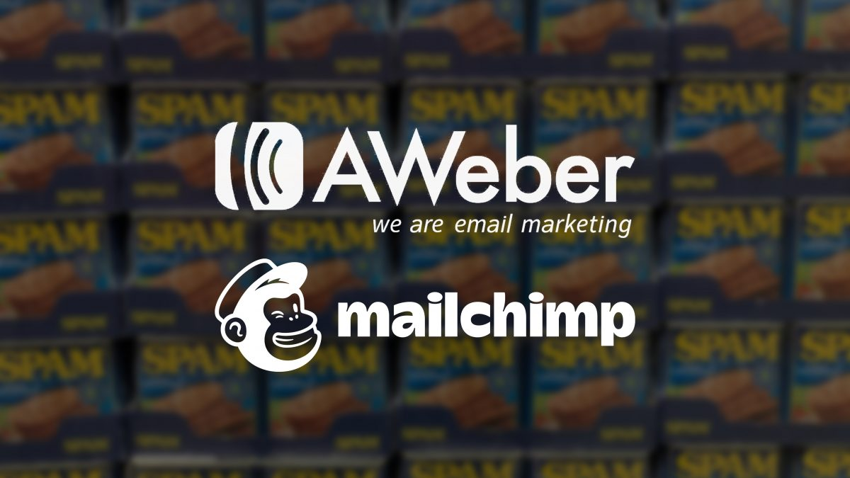 Aweber vs Mailchimp: Where to Set Up an Email Campaign?