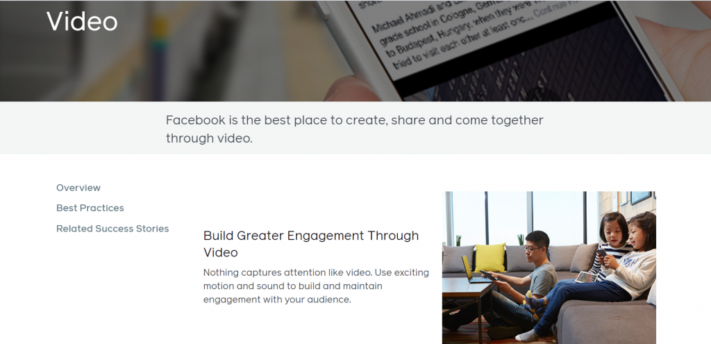 Facebook is Best free video hosting for social exposure and video sharing