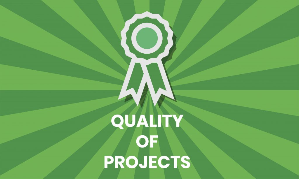 Are projects better on Fiverr or Upwork?