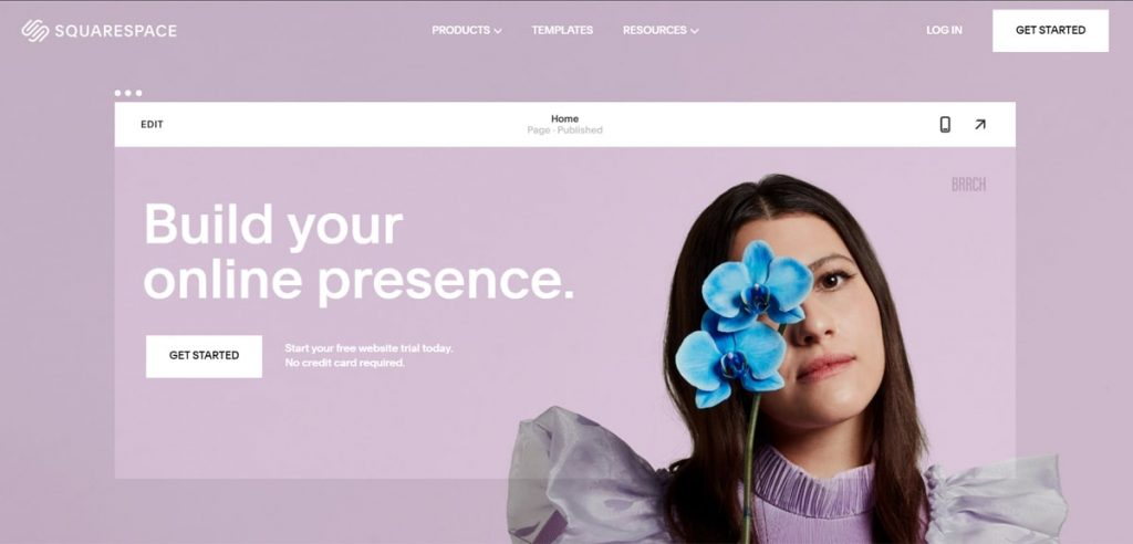One of the best Shopify alternatives for eye-catching templates